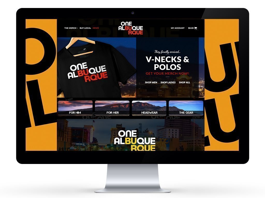 Web Sites New Mexico Designs